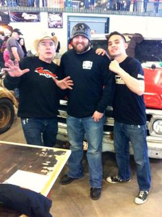 Street Outlaws Farmtruck and AZN