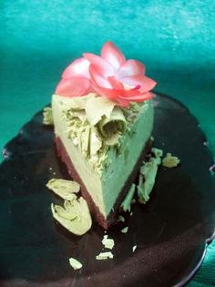 Japanese Style Matcha Cheesecake With Shortbread Crust Recipe -