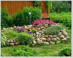 782 best Rock garden ideas images on Pinterest in 2018 | Rockery ...