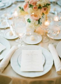 Romantic Belle Meade Plantation Wedding | Photos