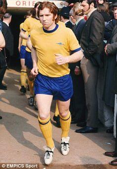 Alan Ball Arsenal