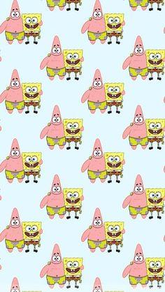 Spongebob Iphone Wallpaper, Cartoon Wallpaper Iphone, Cute Disney Wallpaper, Cute Wallpaper Backgrounds, Pretty Wallpapers, Cute Cartoon Wallpapers, Aesthetic Iphone Wallpaper, Spongebob Tumblr, Spongebob Drawings