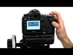 Video Tutorial: Canon 5D Mark II Basics 101