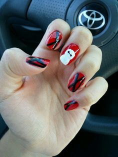 Big hero six nails!