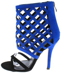 PANSY BLACK ROYAL WOMEN'S HEEL ONLY $10.88