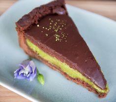 Avocado-Schoko-Torte (Vegan) - Leckere Desserts