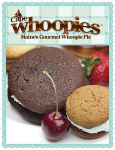 Maine Gourmet whoopie pies, delicious treats, tasty treats