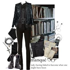 """""""Manque"""" by paintedsouldesign on Polyvore"""