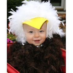 Make your own eagle costume for your kids. Baldwin would be so proud! #WeAreBC