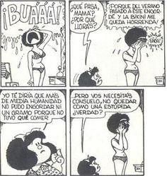 Humor Mafalda | Imagenes y Frases para Facebook