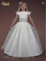 Resultado de imagen para vestido de primera comunion