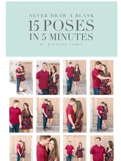 15 poses cover
