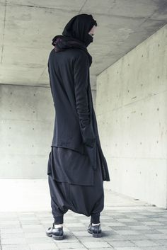 Visions of the Future // deviant blog - A F Homme - what a silhouette