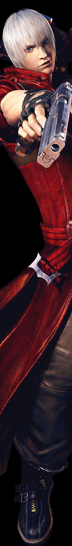 Dante - Devil May Cry                                                                                                                                                                                 Más