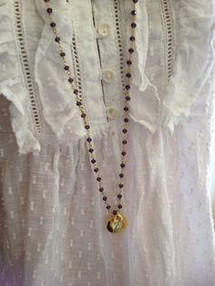 Personalised Rosary Pendant