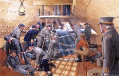Gray Clad Iron - The men of the CSS Virginia, March 8-9, 1862