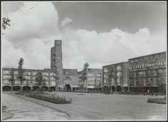 Het Mercatorplein in Amsterdam, een stedenbouwkundig en architectonisch ontwerp …