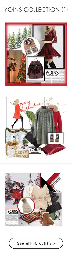 """""""YOINS COLLECTION (1)"""" by barbara-996 ❤ liked on Polyvore featuring yoins, yoinscollection, loveyoins, Oris, Improvements, Bomedo, Woolrich, BRAX, Melrose International and Burberry"""