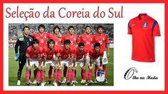 Uniforme da Seleção do Grupo GH- Copa 2014...Brasil ...@olho_moda