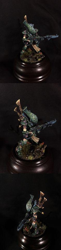 Eldar Wraithguard - flunkUtron