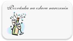 Pozvánka na oslavu narozenin - vzor ke stažení a vytisknutí Avakin Life, Kittens Cutest, Diy And Crafts, Happy Birthday, Pictures, Draw, Health, Google, Fitness