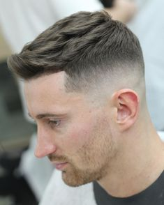 MensHairstyleTrends.com -> The best men's haircuts and cool hairstyles for men to get in 2018. Fade haircuts, short haircuts, spiky textured haircuts, and longer messy haircuts are on trend heading into 2018. #menshairstyles2018 #menshaircuts2018 #menshaircuts #menshairstyles #haircuts #hairstylesformen #coolhaircuts #newhaircuts
