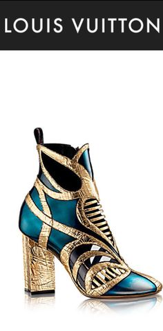 Louis Vuitton Boot 2016, an unique exclusive and luxurious boot. And for more inspirations and ideas visit http://www.bocadolobo.com/en/inspiration-and-ideas/