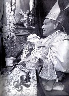Pope Saint John Paul the Great