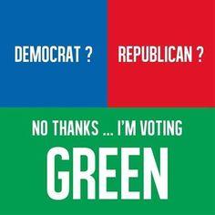 #HillNo #FuckTrump #GreenParty