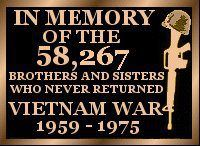 This board is for the bothers and sisters who lost their lives in Vietnam.  #VietnamVeteransMemorial