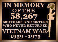 American Vietnam War Casualties...