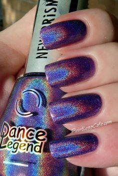 Dance Legend 10 Cosmic Rainbow | Pointless Cafe