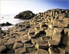 Image result for basalt columns giant's ireland