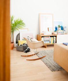3 salas, 1 estilo em comum