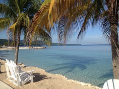 Pull up a chair and relax at Secrets St. James in Montego Bay.