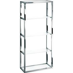 DWBA 4 Tier Wall Mounted Bathroom Rack Frosted Glass Organizer Shelf - Brass