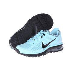 5be33c15da Nike air max defy run glacier ice polarized blue black