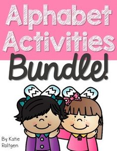Letter Activities Bundle A-Z --- This download includes 26 individual letter packs PLUS six alphabet packs. Each letter includes a letter worksheet, letter sorting, maze page, crown, letter dot, and mini book. NO PREP - just print and go! Great for preschool or kindergarten teachers, special education teachers, home school parents, or anyone who wants some extra reinforced letter identification and letter sounds. Grab it today!