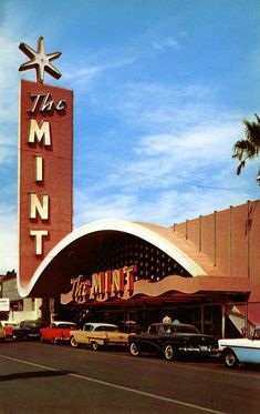 The Mint Casino Las Vegas NV