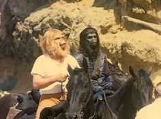 planet of the apes behind the scenes - Bing Images