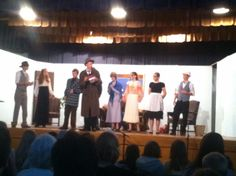 Drama Camp! Golden Grasses: Weekly Report
