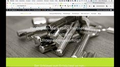 Wordpress Website selber pflegen