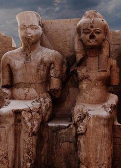 King Tut & Wife Egypt                                                       …