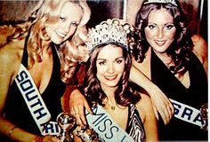 Miss World. Did anyone else sit around as a family(!) and watch and judge it? Early reality TV and a lot sexist.