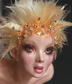 GOLDEN TINKERBELL - FAERIE  by Nicole West