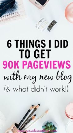 Blog Traffic growth report! HowI grew my new blog to over 90,000 monthly page views within 9 months! What worked and what didnt and what new bloggers should do to increase their blog traffic fast.