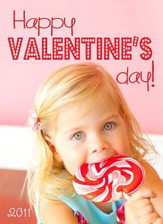 Valentines day photo - find these lollipops