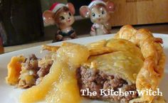 Lyndsay The Kitchen Witch: French Canadian Tourtieres Recipe ~The Kitchen Witch ~ Christmas Meat Pies