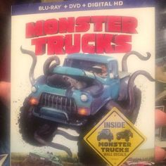 #Thisfunktional #Mail Call!! #MonsterTrucks on #BluRay. Want to win a copy? #SocialMedia followers get the first chance to #Comment on the post #Share and #Reply to enter. Then you can enter again when the contest is posted on Thisfunktional.com (#Link in #Bio). MONSTER TRUCKS is out on #DigitalHD now Blu-Ray and #DVD on April 11. #ThisfunktionalMail #ThisfunktionalMovie #MailCall #Contest #Free #LinkInBio http://ift.tt/1MRTm4L