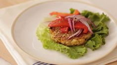chickpea brown rice veggie burger chickpea brown rice veggie burger ...